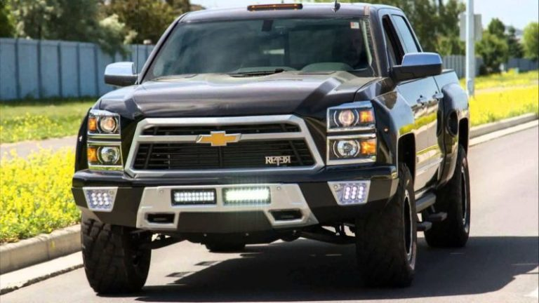 2018 Chevy Reaper Redesign, Price