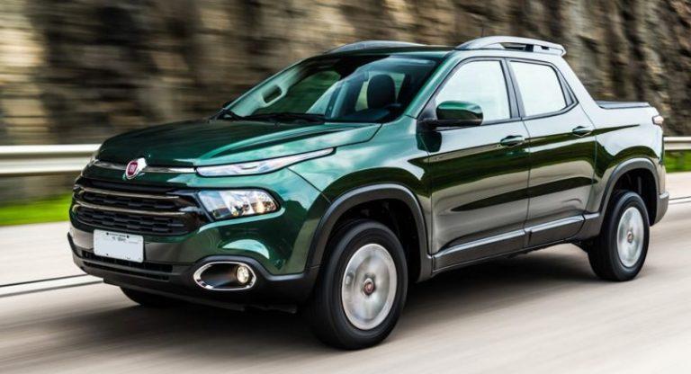 2018 Fiat Toro Price, Features