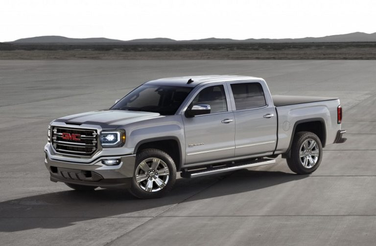 2018 GMC Sierra Hybrid (finally) available in all 50 countries of U.S.