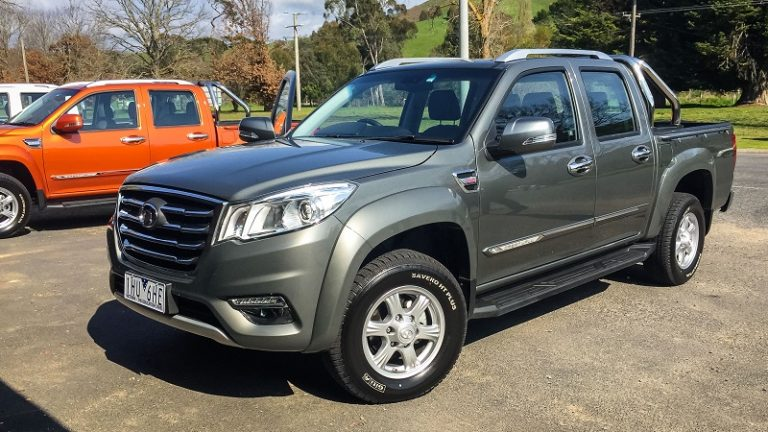 2018 Great Wall Steed Review, Price, MPG