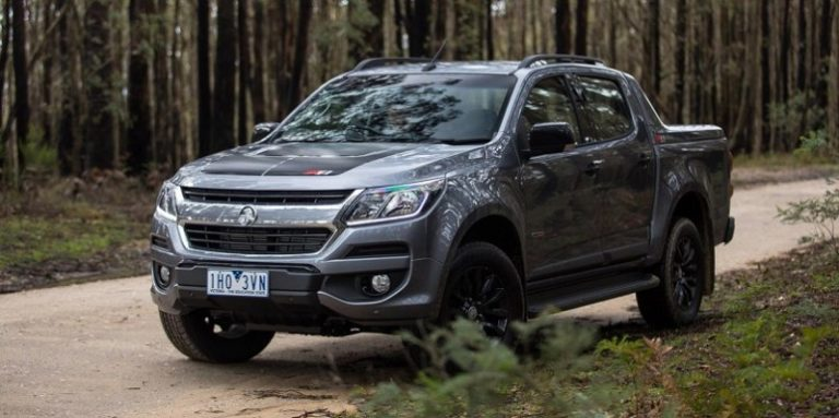 2018 Holden Colorado Review, Storm, LTZ
