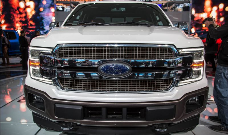 2019 Ford F-150 is the most fuel efficient pickup truck on ...
