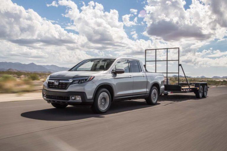 2019 Honda Ridgeline Redesign, Hybrid