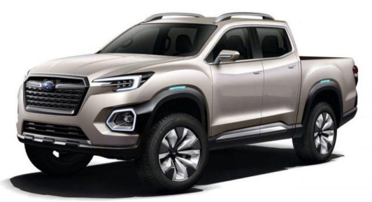 Subaru Pickup Truck Concept