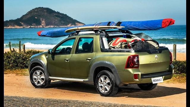 2018 renault duster oroch brazil price specs 2019 2020 best trucks. Black Bedroom Furniture Sets. Home Design Ideas