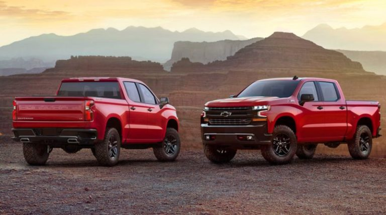 2019 Chevy Silverado 1500 LT Trail Boss is the new leader in the market