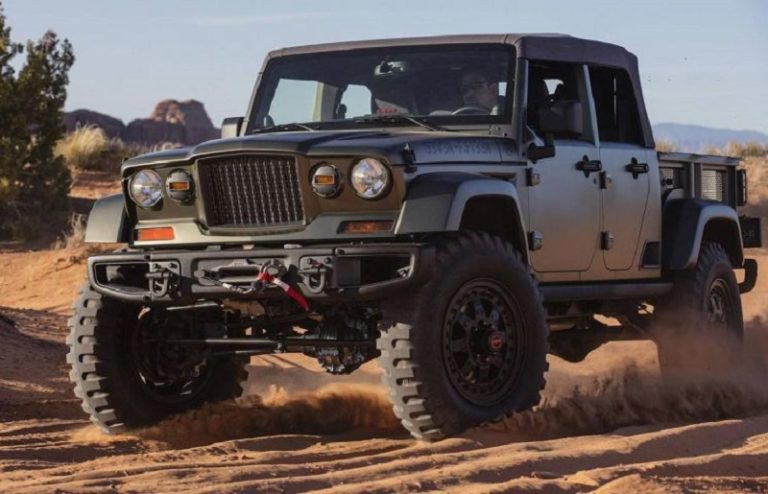 2019 Jeep Scrambler Pickup, MSRP, Diesel