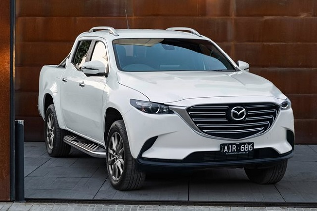 2019 Mazda BT-50 coming without bigger changes
