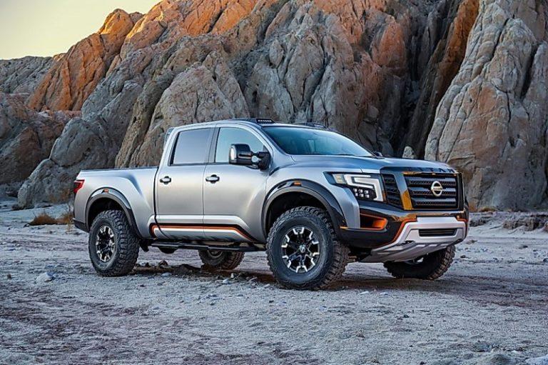 2019 Nissan Titan Warrior, XD, Diesel