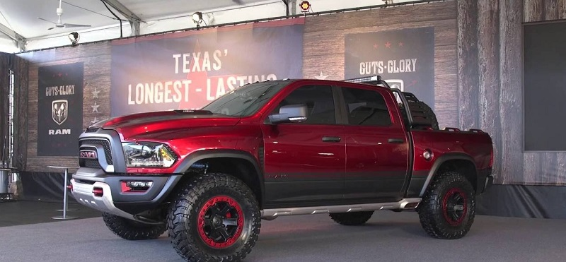 2019 Ram Rebel TRX Price, Release date and Specs - 2019 - 2020 Best Trucks