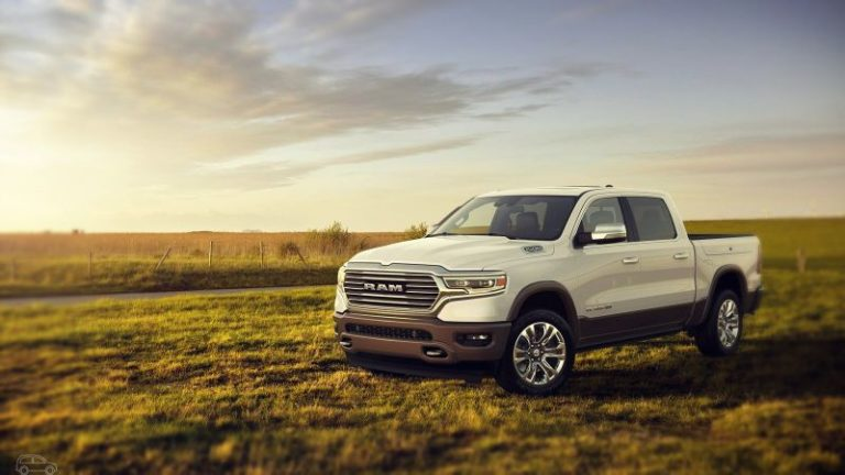 2020 Ram 1500 Redesign, Review