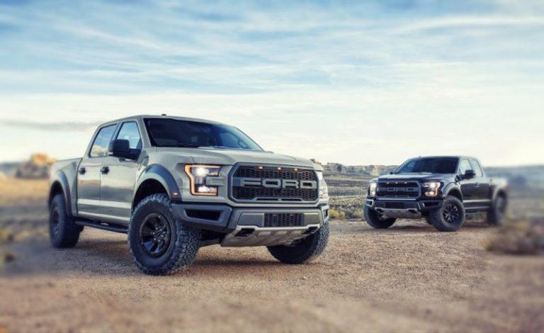2020 Ford F-150 Raptor will receive a new 7.0-liter DOHC V8 engine