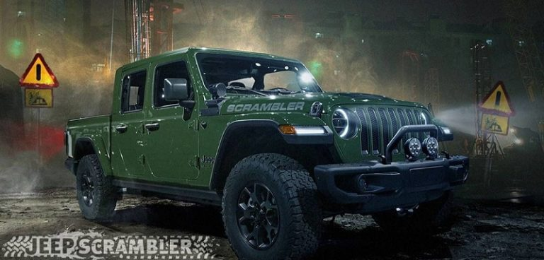 2020 Jeep Scrambler Price, Release date, Specs
