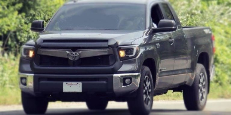 2020 Toyota Tundra will get a new look