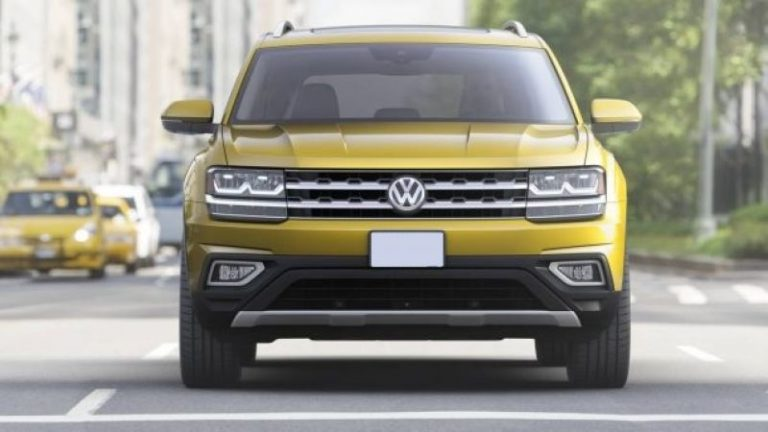 2019 Volkswagen Atlas is the new mid-size pickup truck