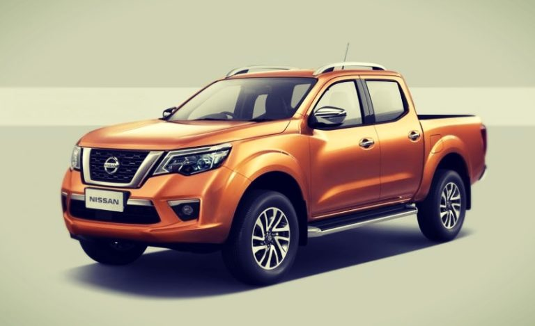 2020 Nissan Frontier gets a first redesign after many years