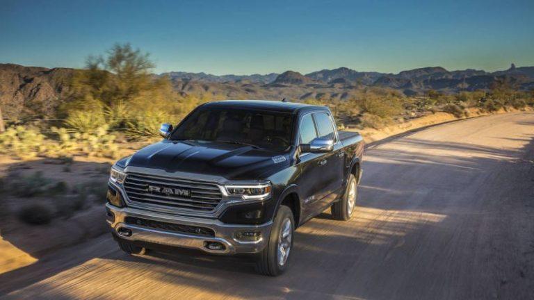2019 Ram 1500 eTorque Hybrid, First Drive, Review