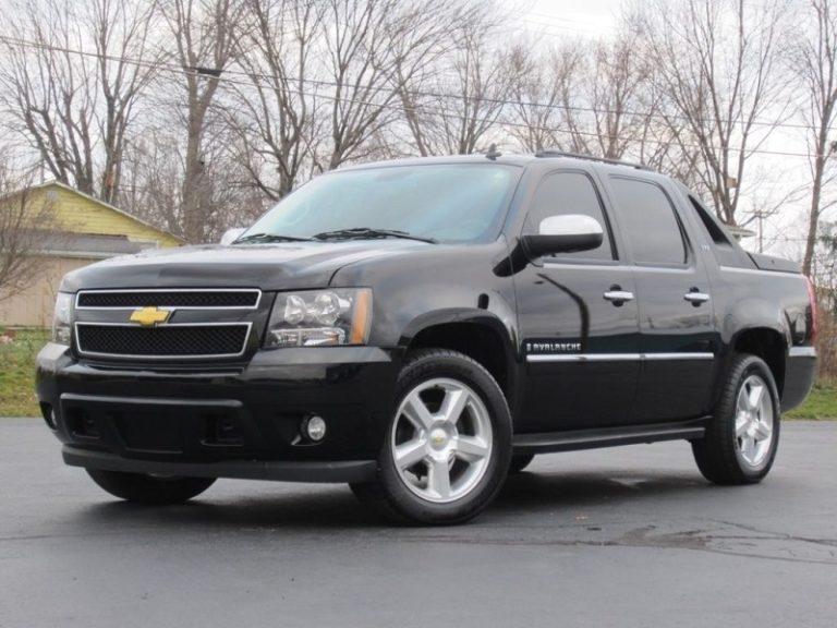 2020 Chevrolet Avalanche – Finally Come Back?