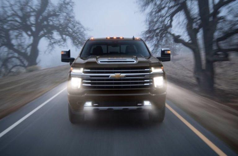 2020 Chevy Silverado 2500HD Is The New Pickup Trucks Leader