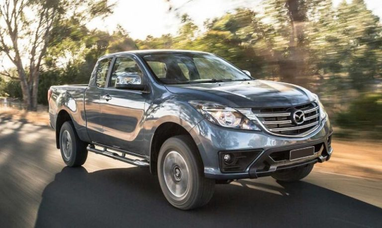 New Generation 2020 Mazda BT-50 Will Be More Masculine