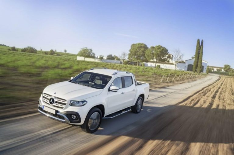 2020 Mercedes X-Class Offers Great Aerodynamics, Modern Styling, And Attractive Design