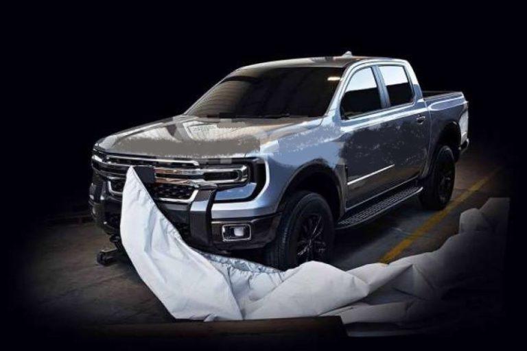 2021 Ford Ranger: New Leaked Photos