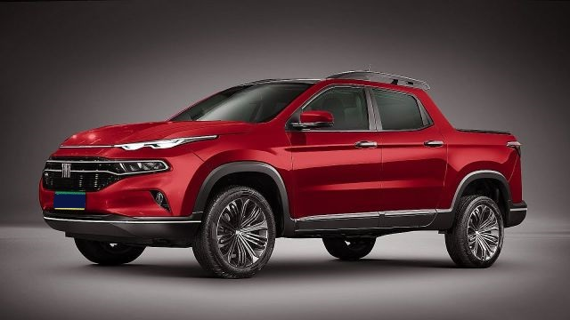 2020 Fiat Toro Revealed, First Look, New Photos
