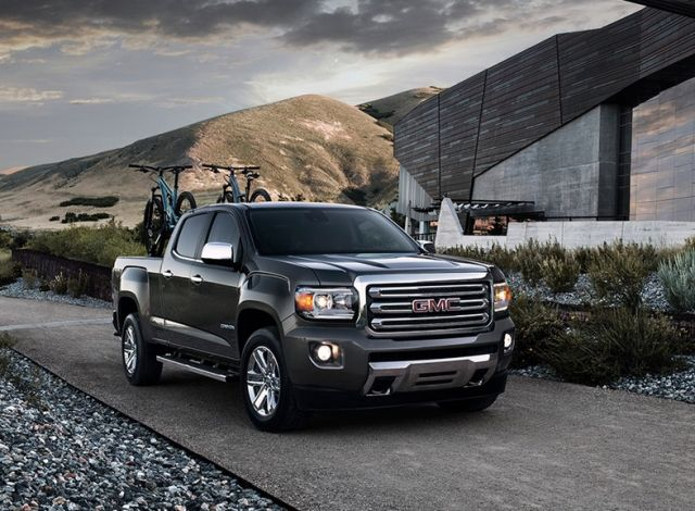 2020 GMC Canyon Redesign, Specs