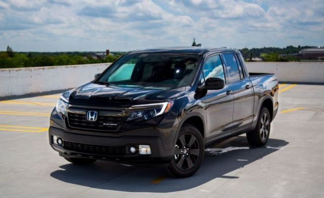 2020 Honda Ridgeline Black Edition Review