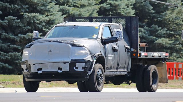 2020 Ram 4500 Redesign, Changes