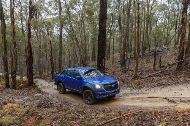 2020 Holden Colorado Will Introduce New Trim