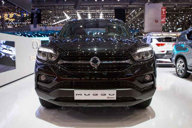 2020 Ssangyong Musso Grand Review
