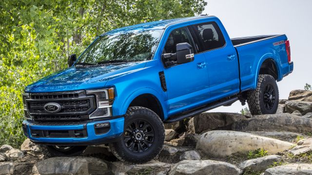 2020 Ford F-250 Tremor Off-Road Package