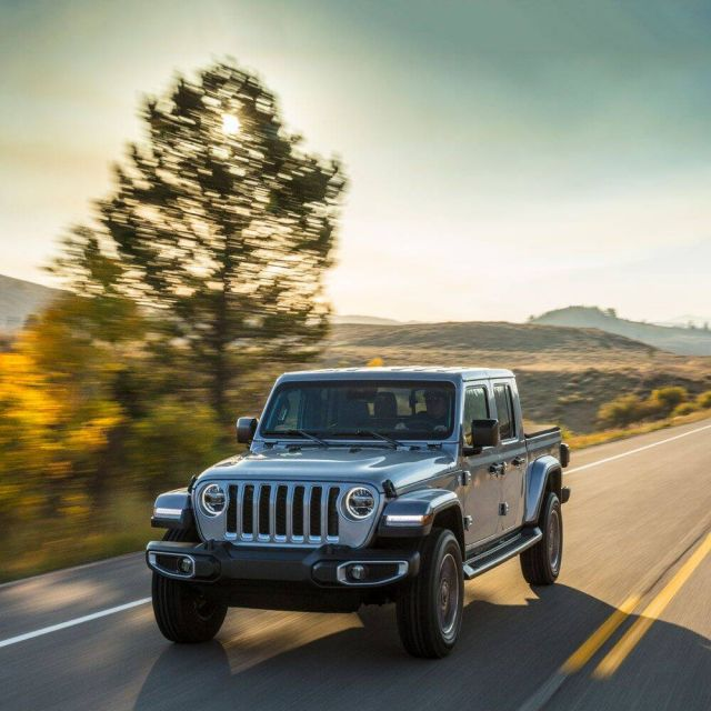 2021 Jeep Gladiator Redesign, Rumors